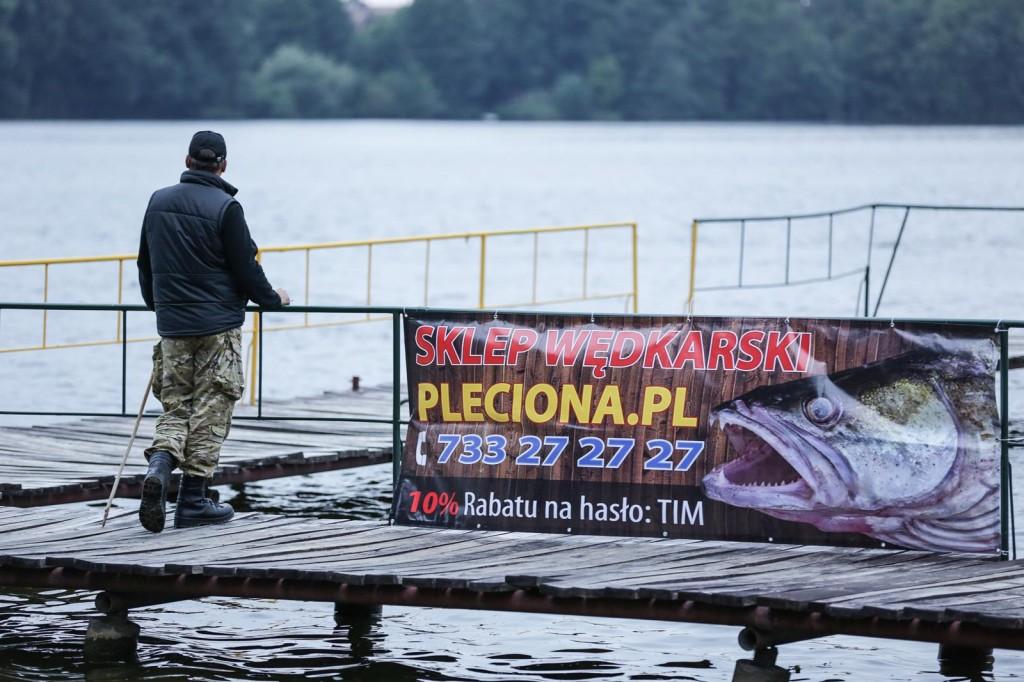 Jednym ze sponsorów nagród był sklep wędkarski www.pleciona.pl