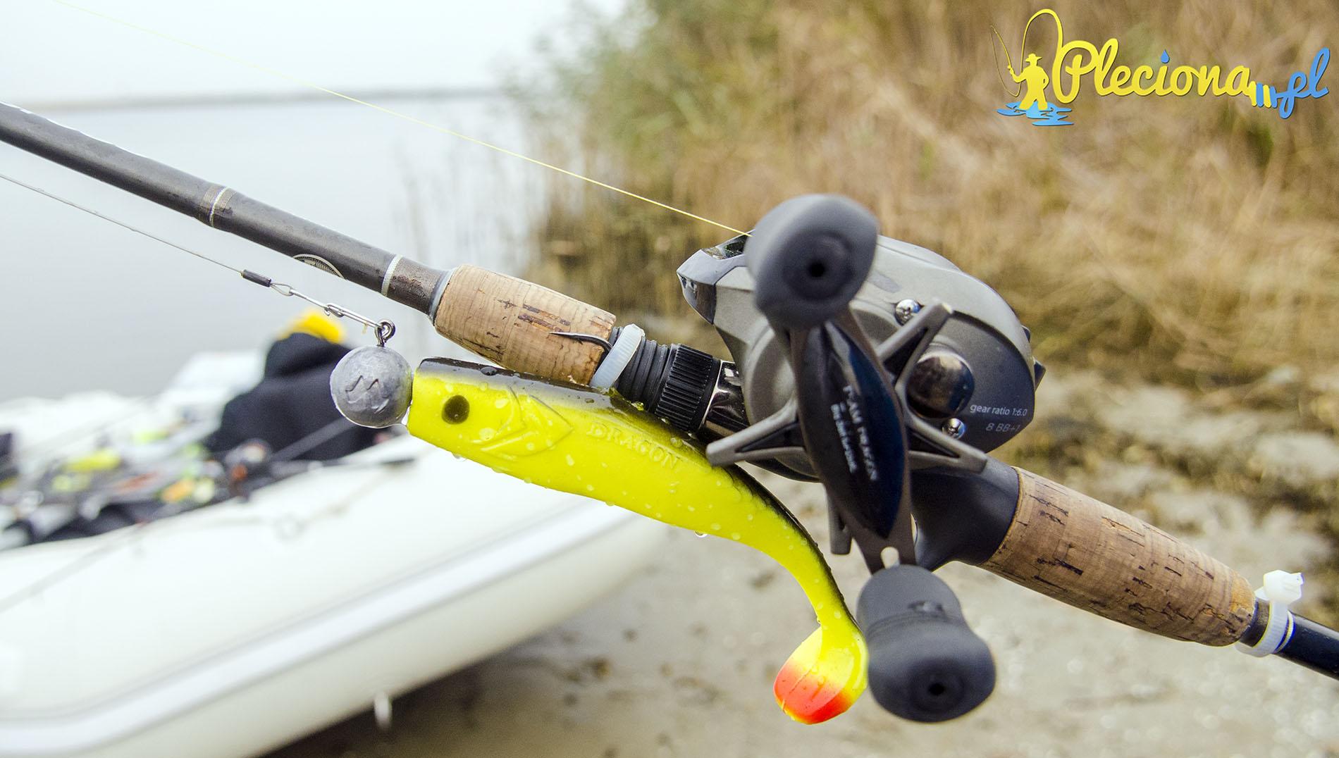 Brak uchwytu na przynętę utrudnia łowienie, ale są na to skuteczne sposoby.