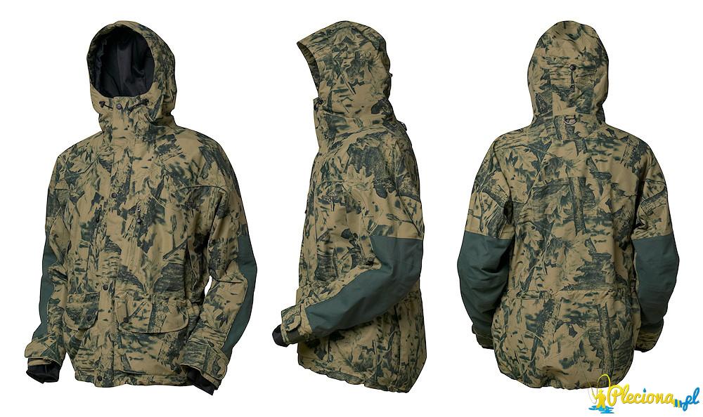 Wygodny strój, który ochroni nas przed wiatrem i wodą to połowa sukcesu na udane połowy.