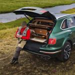Samochód dla wędkarzy – Bentley Bentayga