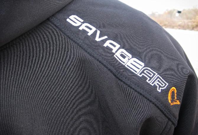 SavageGear Trend Soft Shell Jacket test i recenzja