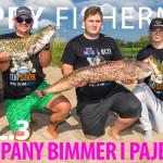 Trzeci odcinek Happy Fishermana – wesoło i dramatycznie